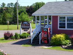 Bella Vista Motel, Copper Harbor, Michigan