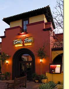 Consistently welcoming, accommodating service.  Cork Tree California Cuisine in Palm Desert