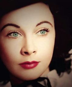 Vivien Leigh Clear/Bright Winter