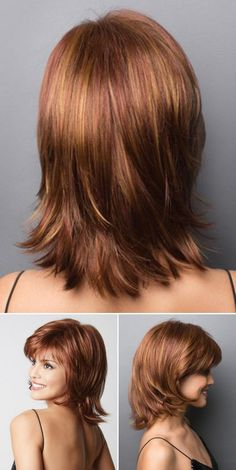 The Short Pixie Cut - 58 Great Haircuts You'll See for 2019 - Hairstyles Trends Pixie Haircut For Thick Hair, Long Hair Cuts, Short Hair With Layers, Layered Hair, Pretty Hairstyles, Bob Hairstyles, Medium Hair Styles, Short Hair Styles, Wavey Hair