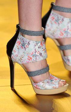 Fashion : Spring 2014 shoes
