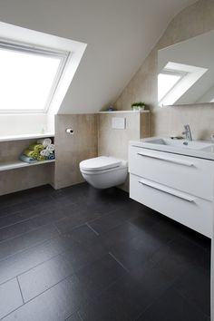 Een kurkvloer in de badkamer kurk vloer badkamer kurk in de badkamer pinterest - Opnieuw zijn toilet ...