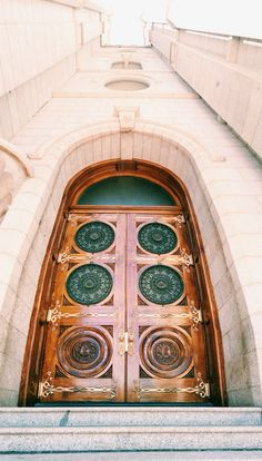 Salt Lake City LDS Temple by Emily M Kipp