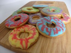 Who remembers Party Rings?! Well this Gluten Free Party Rings recipe is simple & the results are delicious. They are also super fun to make as well!