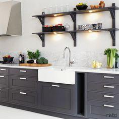 modern luxury kitchen design ideas that will inspire you 5 Interior Simple, Minimalist Interior, Best Interior Design, Minimalist Decor, Luxury Interior, Interior Styling, Interior Architecture, Interior Decorating, Nordic Interior