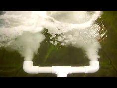 airlift aeration oxygen for koi fish pond Pond Aerator, Bog Garden, Rain Garden, Koi Fish Pond, Fish Ponds, Learn Japanese Beginner, Pond Maintenance, Floating Garden, Aquaponics