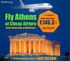 Travelers who are looking for they can look for as its are affordable and available at Get cheap flight tickets to Athens and make your trip affordable. Call at: 0207 183 5844 Best Airlines, Cheap Airlines, Cheap Flight Tickets, Athens, Travel, Viajes, Destinations, Traveling, Trips
