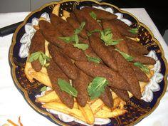 Shami Kabob ~ Afghan Kitchen Recipes