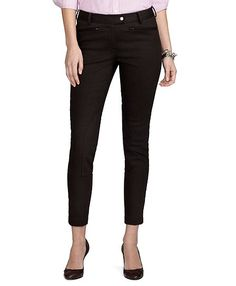 Cotton Stretch Riding Pants - Brooks Brothers