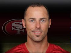 David Akers- he looks more beautiful without his helmet :)