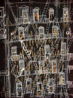 Sigrid Thaler's Original Contemporary Art For Sale by ARTmine Contemporary Art For Sale, Seasons Of Life, Original Artwork, City Photo, Digital Art, Display, Fine Art, Sculpture, Gallery