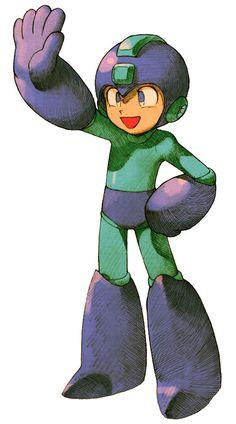 Mega Man (game series of same name) - Marvel vs. Capcom 2