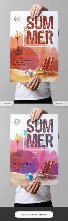 Event Summit Conference Flyer Ai illustrator, Flyer template and - conference flyer template