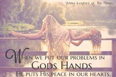 Accepting God's Peace