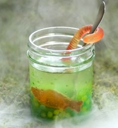 Swamp Juice, 50 Awesome Halloween Recipes