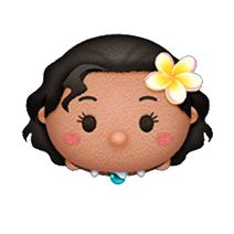 Moana Tsum Tsum, Tsum Tsum Princess, Disney Tsum Tsum, Disney Princess, Moana Disney, Tsum Tsum Characters, Miss Bunny, Princess Cookies, Disney Headbands