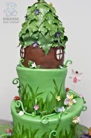 fairy garden cake - Google Search