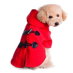 Alfie Pet by Petoga Couture - Meave Coat - Color: Red, Si... https://smile.amazon.com/dp/B01813T2UG/ref=cm_sw_r_pi_dp_x_OIgVyb02FNAE4