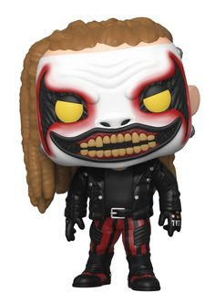"""Funko welcomes """"The Fiend"""" Bray Wyatt to the WWE Pop! line alongside some new WWE Superstars and WWE Legends. Wyatt Earp, Bray Wyatt, Wwe Pop Vinyl, Wwe Funko Pop, Unique Funny Gifts, Wwe The Rock, Top Tv Shows, Funko Pop Exclusives, Wwe Toys"""