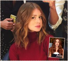 O novo corte de cabelo A-Line da Marina Ruy Barbosa! - Fashionismo