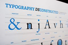 Typography has always been central to any written message – books, manuals, packaging, advertisements – and now the Web.