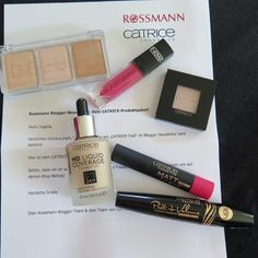 https://crazyhibble.wordpress.com/ #rossmann #catrice #beauty #kosmetik #bloggernewsletter #gewonnen #rossmannbloggernewsletter   #produkttest