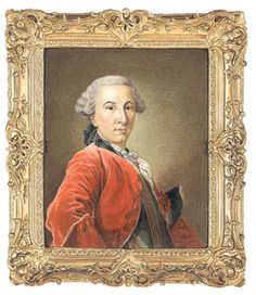Le Marquis Édouard Jean de Lucker.
