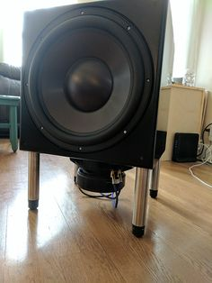 Designer: Watts Project Category: Subwoofers Project Level: Advanced Project Time: 1-8 Hours Project Cost: $500 – $1,000 Project Description: The project is a home theater subwoofer. It uses …