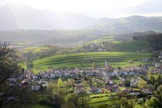 Ainhoa Pyrénées-Atlantiques France [1800x1200]