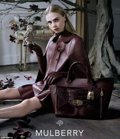 Mulberry (and Cara)