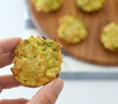 When it comes to simple snack recipes, it doesn't get much easier (or tastier!) than these Thermomix Cheese and Zucchini Bites. Cantaloupe Recipes, Radish Recipes, Veggie Muffins, Mini Muffins, Baby Food Recipes, Cooking Recipes, Snack Recipes, Thermomix Recipes Healthy, Healthy Food