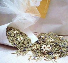 Wedding Blessing Herbs flower confetti  10Cup Bag  by Flowerfetti, $25.00