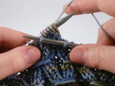 Knitting Smocking Tutorial