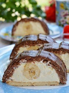 Gyümölcsös őzgerinc - sütés nélkül Tiramisu, Pudding, Cake, Ethnic Recipes, Food, Google, Custard Pudding, Kuchen, Essen