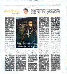 Veículo: jornal DCI (19/7/2013).