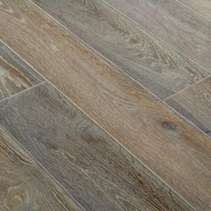 Our Top 5 Examples of Stylish Grey Wood Flooring - Homeli