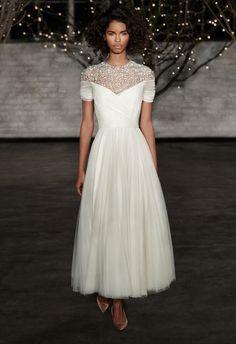 Jenny Packham Wedding Dress - Gemma. To see our Jenny Packham Collection visit:  http://www.lovethatfrock.com/designers/jenny-packham/