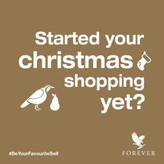 Starting your #christmas shopping early? #ForeverFestive #BeYourFavouriteSelf   http://link.flp.social/KU7o4c
