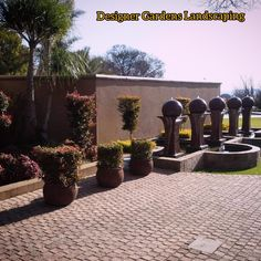 Garden Landscaping, Garden Design, Patio, Landscape, Outdoor Decor, Home Decor, Front Yard Landscaping, Scenery, Decoration Home