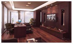 Lawyer's office by TareqBanama.deviantart.com on @DeviantArt More