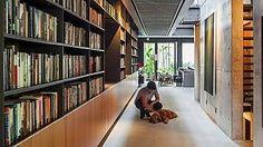 Quando la casa è una biblioteca open space da 7500 volumi