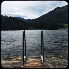Looks like swim season is over. #soultravels #outdoorgirl #adventuregirl #mindful #munichandthemountains