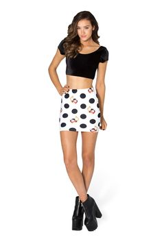Important Date Wifey Skirt by Black Milk Clothing $60AUD