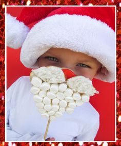 Santa's Beard Cookie- Fun website with a lot of different holiday cookie ideas.