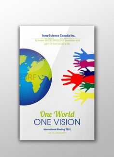 ONE VISION ... ONE WORLD by dcruzja