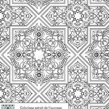 The best mandala coloring books for adults geometric - Coloriage destressant ...