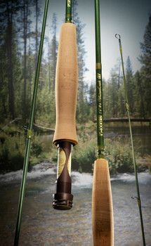 G.Loomis WHISPERCREEK GLX Trout Fly Rods
