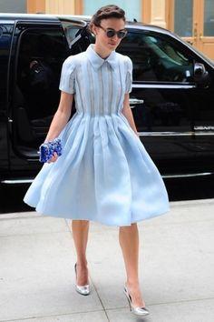 Keira Knightley In Prada