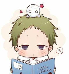 Mii kun & kotaro 💮🌸💮 Miira no kaikata & Gakuen babysitters Manga Anime, Fanarts Anime, Anime Guys, Anime Characters, Cute Anime Chibi, Kawaii Chibi, Anime Kawaii, Anime Bebe, Gakuen Babysitters
