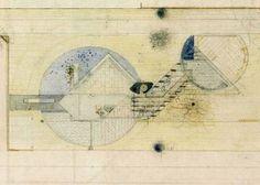 Scarpa, architectural plan